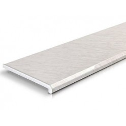 Подоконник пластиковый ПВХ Danke (Данке) Standart 550 мм. пог. м.