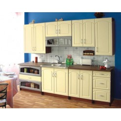 """Кухня """"Світ Меблів"""" Лира длиной 2.6"""