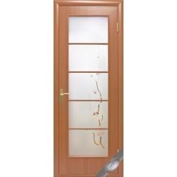 """Дверное полотно """"Квадра Р"""" Vi (Виктория)+Р3"""