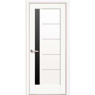 """Дверное полотно """"Ностра"""" G (Грета) BLK белый матовый"""