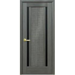 """Дверное полотно """"Ностра"""" Луиза BLK"""