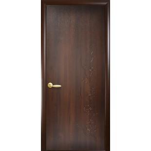 """Дверное полотно """"ПВХ Deluxe Сакура"""" termopack"""
