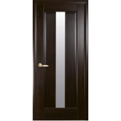 """Дверное полотно """"Маэстра Р"""" (Премьера) со стеклом сатин"""