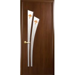"Дверное полотно ""Модерн Р""Li(Лилия)+Р1"