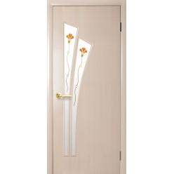 "Дверное полотно ""Модерн Р"" Li (Лилия)+Р3"