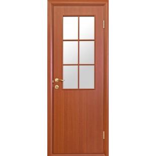 """Дверное полотно """"Колори"""" Стандарт В-G п/о со стеклом"""