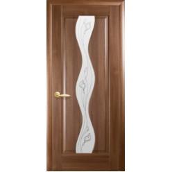 """Дверное полотно """"Маэстра Р"""" V (Волна)+Р2"""