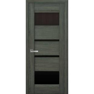 """Дверное полотно """"Лайт""""Ибица BLK"""