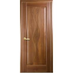 "Дверное полотно ""Маэстра Р"" V (Волна) с гравировкой"