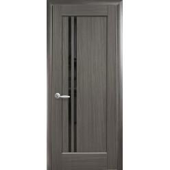"""Дверное полотно """"Ностра"""" D (Делла) BLK"""