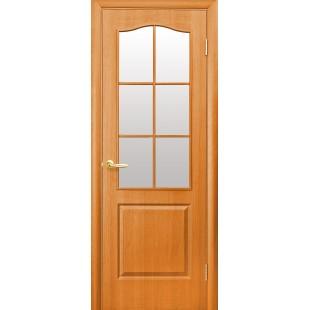 """Дверное полотно """"Фортис"""" Классик В-G - п/о со стеклом"""