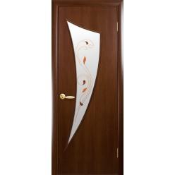 """Дверное полотно """"Модерн Р"""" P (Парус)+Р1"""