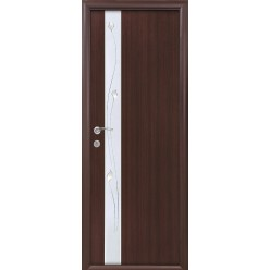 "Дверное полотно ""Квадра Р"" Z (Злата) +Р1"