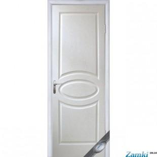 "Дверное полотно МДФ ""Симпли""-О"