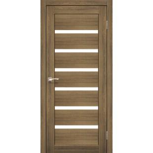 Купить дверное полотно Porto PR-01.1 Korfad стекло сатин белый