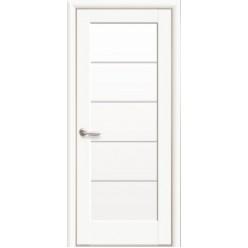 """Дверное полотно """"Ностра"""" М (Мира) Белый матовый"""