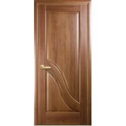 "Дверное полотно ""Маэстра Р"" Амата глухое с гравировкой"