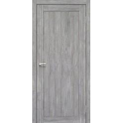 Дверное полотно Porto Deluxe PD-03.1 Korfad глухое