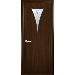 """Дверное полотно """"ПВХ Модерн Р"""" B (Бора)+Р1"""