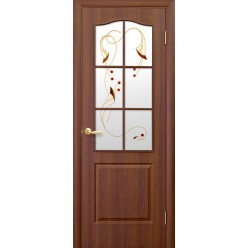 """ПВХ Дверное полотно """"Фортис Р"""" Классик В+Р1"""
