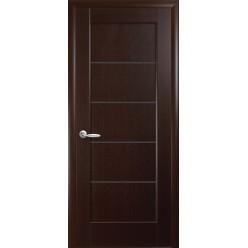 """Дверное полотно """"Ностра"""" М (Мира) BLK"""