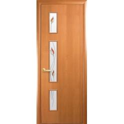 "Дверное полотно ""Квадра Р"" G (Герда)+Р1"