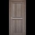 Дверное полотно Milano ML-02 Korfad стекло сатин белый