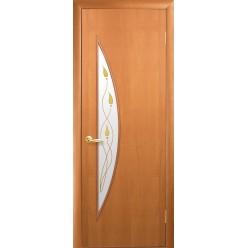 "Дверное полотно ""Модерн Р"" L (Луна)+Р1"