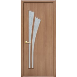 "Дверное полотно ""ПВХ Модерн Р"" Li (Лилия)+Р1"