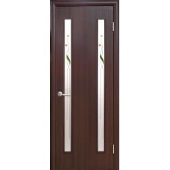 "Дверное полотно ""Квадра Р"" V (Вера)+Р1"