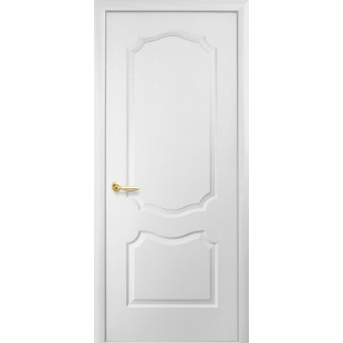 """Дверное полотно МДФ """"Симпли"""" V - вензель"""