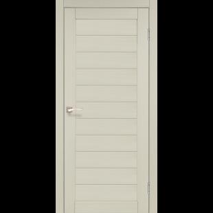 Купить дверное полотно Porto PR-13 Korfad стекло сатин белый