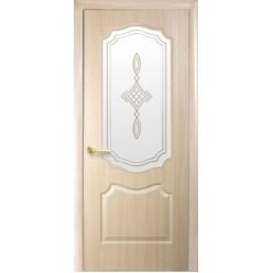 """Дверное полотно """"Фортис"""" V """"ВЕНЗЕЛЬ"""" termopack погонаж DeLuxe+P1"""