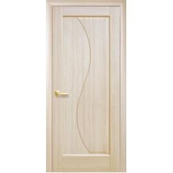 """Дверное полотно """"Маэстра Р"""" E (Эскада) c гравировкой"""