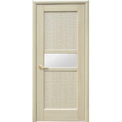 """Дверное полотно """"Ностра"""" Ri (Рифма)+Р1"""