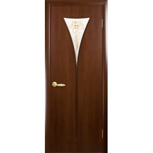"""Дверное полотно """"Модерн Р"""" B (Бора)+Р1"""