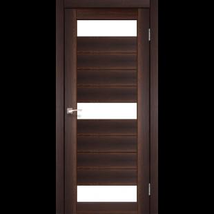 Купить дверное полотно Porto PR-14 Korfad стекло сатин белый
