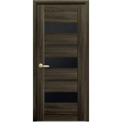"""Дверное полотно """"Мода""""Лилу BLK"""