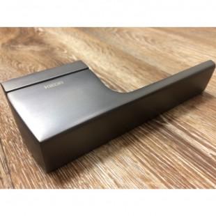 Купить ручку дверную на прямоугольной розетке R08.348-AL-SN/CP,Graffit