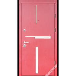 Дверь входная металлическая Милано дуб Шардоне