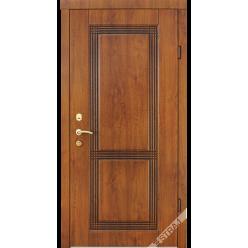 Дверь входная металлическая Ариадна vin дуб золотой