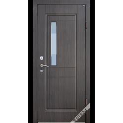 Дверь входная металлическая Аллегра венге