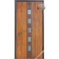 Дверь входная металлическая Рива vin дуб золотой PF