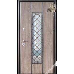 Дверь входная металлическая Классе vin дуб сонома PF