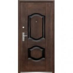 Дверь входная металлическая ТР-С 61 бархатный лак(тефлон)
