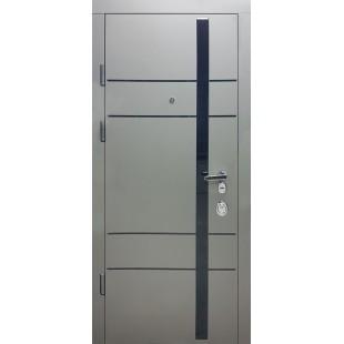 Дверь входная металлическая три петли серия Олимп