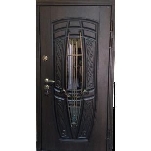 """Дверь входная металлическая серия """" Премиум Люкс"""""""