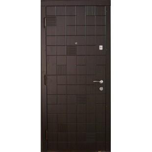 Дверь входная металлическая на три петли БО-12