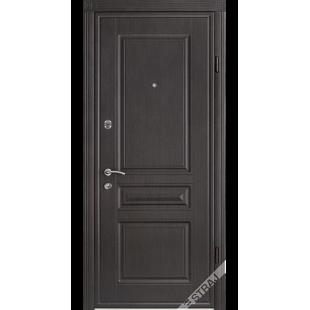 Дверь входная металлическая Рубин венге