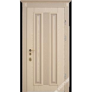 Дверь входная металлическая Верона патина архитектурная 14